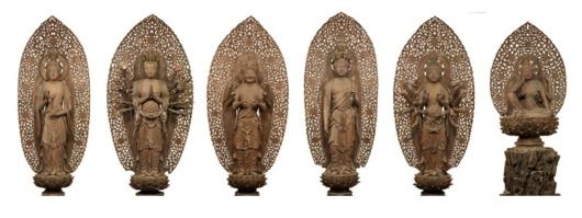 六観音菩薩像