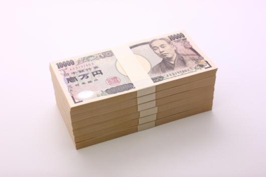 貯金4000万円にリーチがかかりました。来月達成予定です。