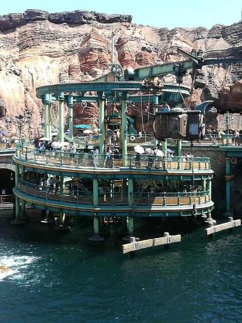 ソアリンのスタンバイが海底2万マイルまで延びる